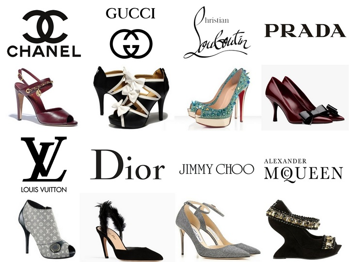 Las 10 marcas de zapatos de mujer más caras del mundo